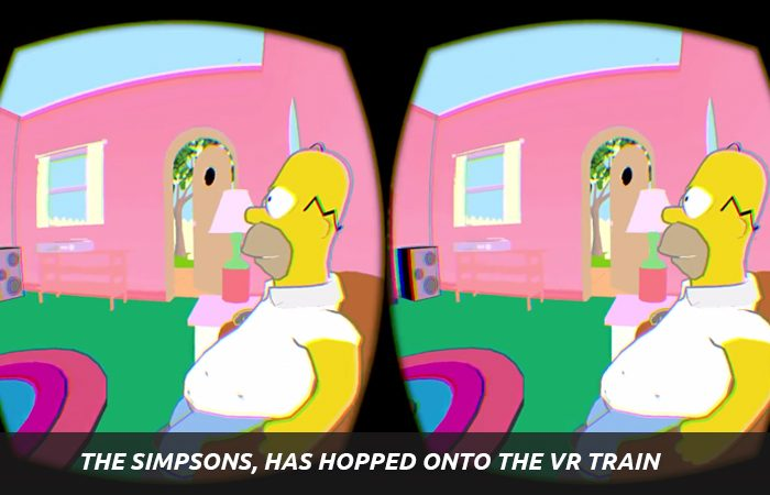 'The Simpsons' Celebrates Its 600th Episode with 'VR'