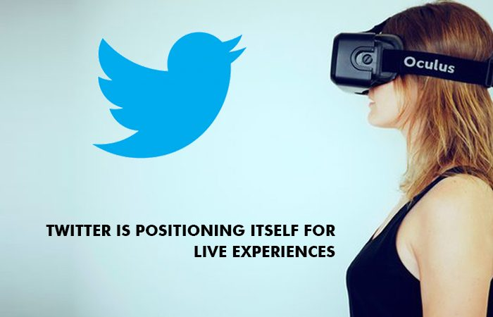 Twitter Is Getting Its Feet In The Brimming River Of Virtual Reality