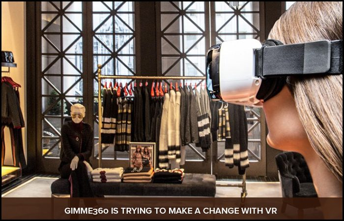 Virtual Reality Gave Voice To The Story Of 'GIMME360'