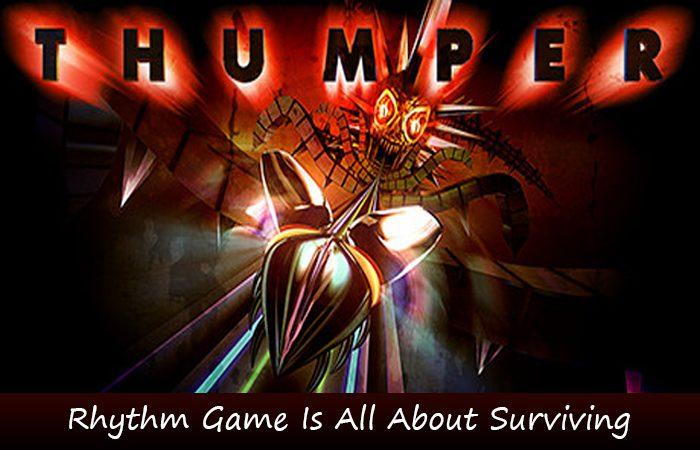 Hands On: 'Thumper'