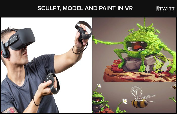 'Oculus Medium Creative Touch'- REVIEW