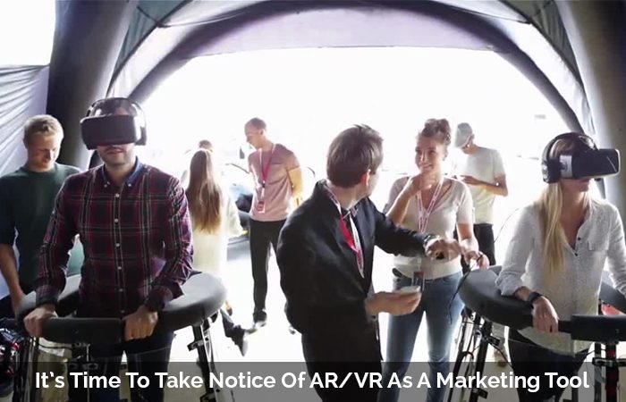 The Future Is Here – Amazing Uses of VR in Marketing