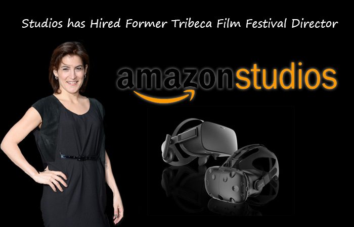 Amazon Studios Hires Genna Terranova for Its VR Initiative