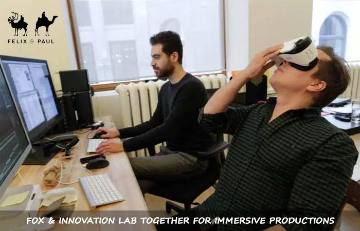 Felix, Paul & FOX Joined Hands Together For VR Content with 20th Century Fox