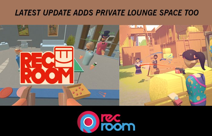 Invite-Only Activities and Other Updates Now For Rec Room'