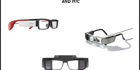 AR Optics Company sheltered $30M in Funding by HTC and Quanta