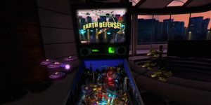REVIEW OF 'Pinball FX2 VR'