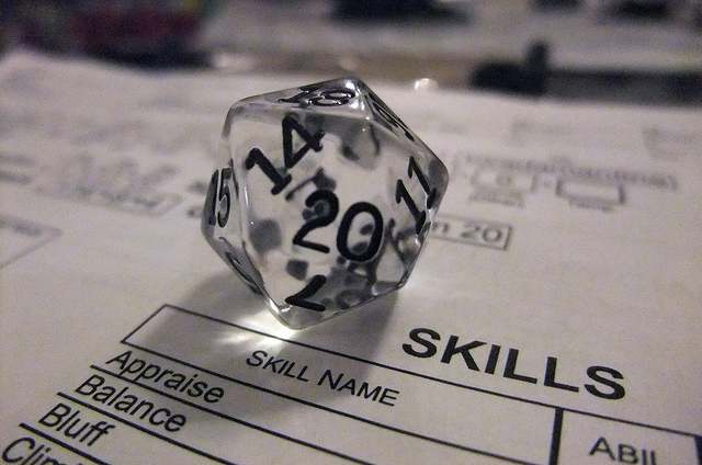 The Oculus Rift and VR D&D