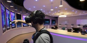 A Sneak Peek To The First IMAX VR Experience Centre