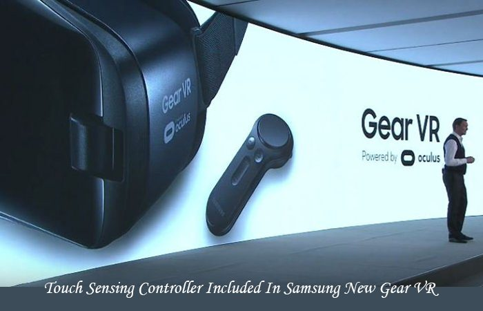 Coming Soon! The Brand-New Gear VR With Controller