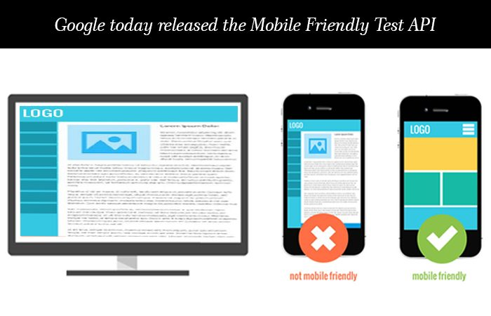 Google Has an API to Make Your Website Mobile Friendly