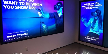 The Joy Of India's First Ever VR Cinema In Mumbai