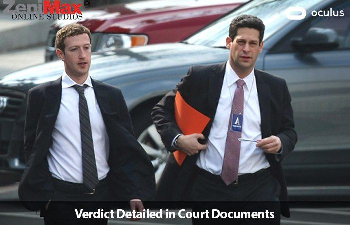 Verdict reached in ZeniMax v. Oculus Lawsuit, $500M Plaintiff Award