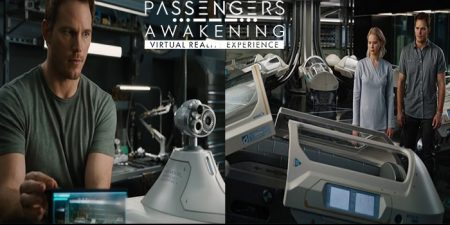 Sony Pictures To Debut Their First VR Titles with Passengers VR
