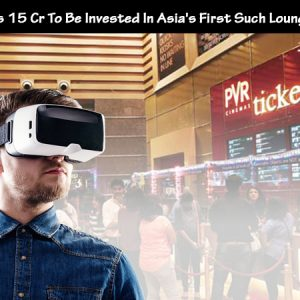 HP Virtual Reality Lounge Soon In India By PVR Cinemas