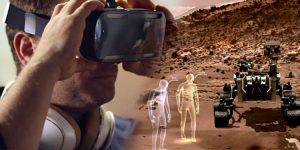Virtual Reality Tour: A walk on 'Red Planet' (MARS)