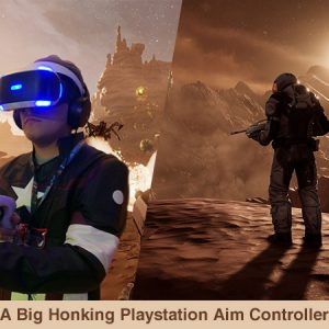 Review of Farpoint for PlayStation VR