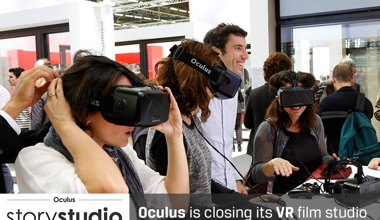 Oculus Is Shutting Story Studio- In-House Virtual Reality Film Studio