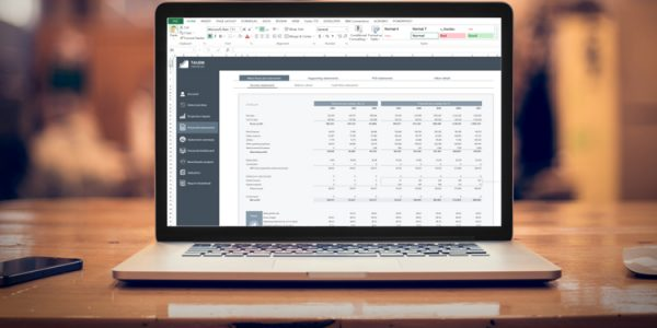 Get the Blank Business Plan Excel Template