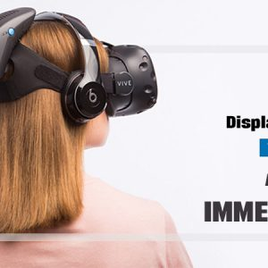 DisplayLink XR Wireless VR: A Total VR Immersion