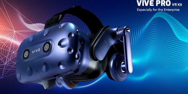 HTC's Latest Vive Pro VR Kit: Especially for the Enterprise