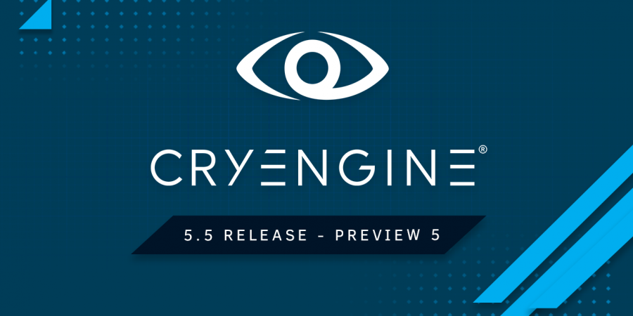 CRYENGINE Releases Its Update