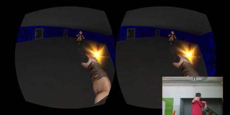 Wolfenstein 3D Into VR- A Nostalgia