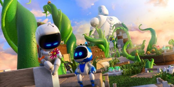 Astro Bot – The Highest-Rated VR Video Game
