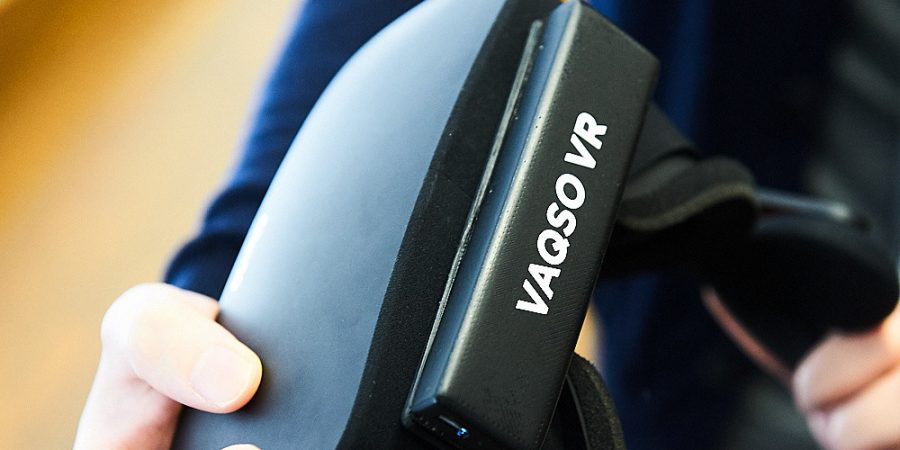 Get a Better Immersion Experience with VAQSO VR Scent Device!