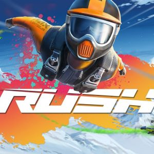 Get An Adrenaline Rush With Rush VR!