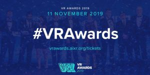 List of 2019 VR Awards Finalists