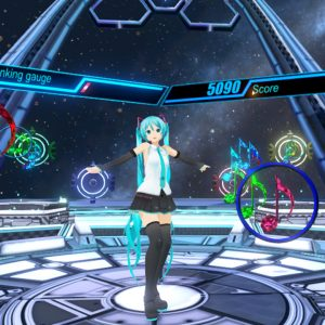 Hatsune Miku VR – The Most Popular Rhythmic Action Videogame