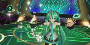 VR Version of Hatsune Miku is Available Now!