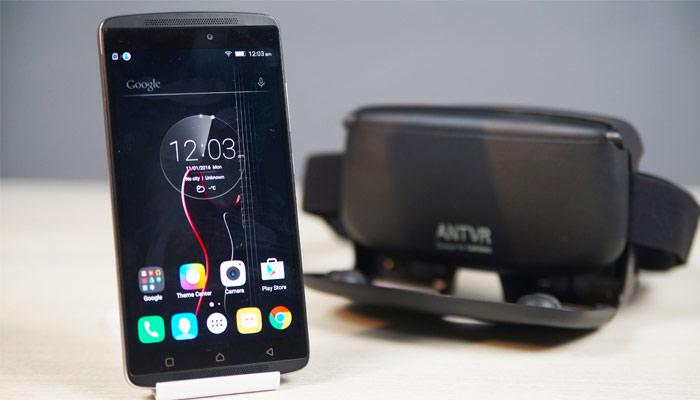 Lenovo Vibe K4 Note with ANT VR Kit Review