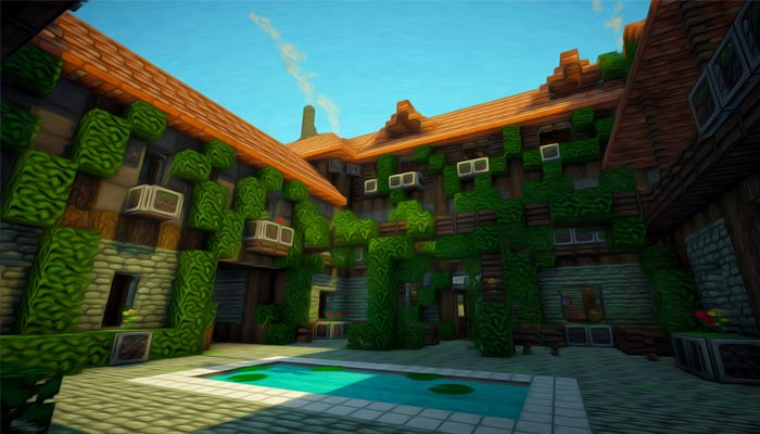 Minecraft in VR is an Arguably Powerful Experience