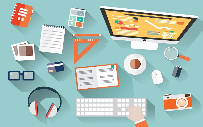 Five Principles For a Perfectly Implemented Flat Design