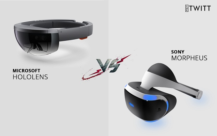 Sony and Microsoft land in the War Zone for Virtual Reality Consoles