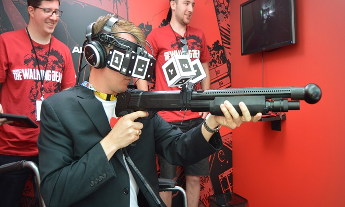 StarVR Prototype Review: Enviously Massive 210 Degree Field-Of-View