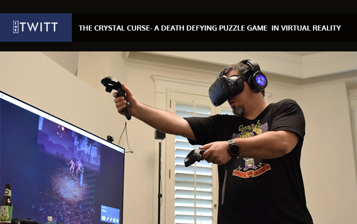 The Crystal Curse- A Death Defying Puzzle Game In Virtual Reality