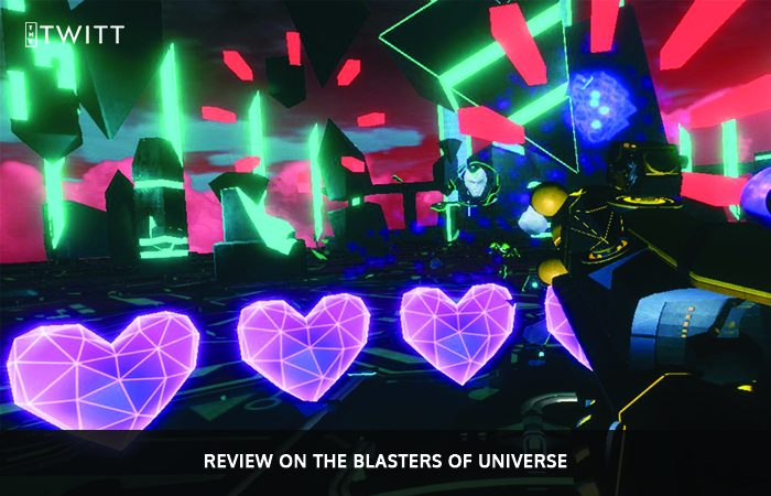 Review on BLASTERS OF THE UNIVERSE