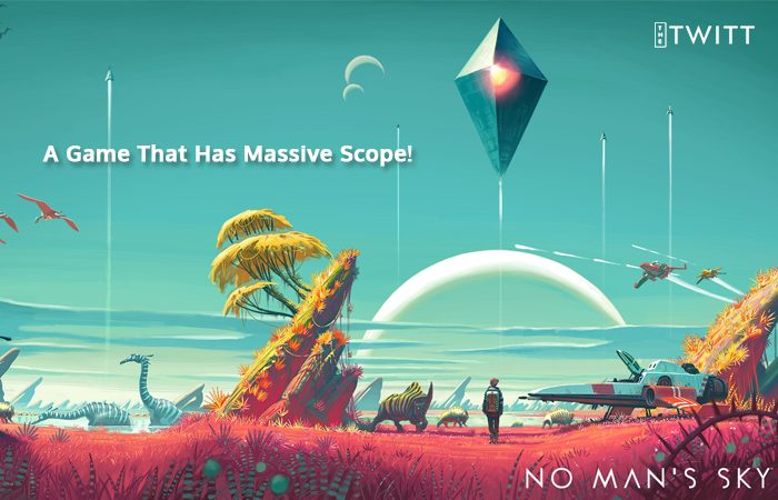 No Man's Sky Review: There's No Story Which Makes It Good