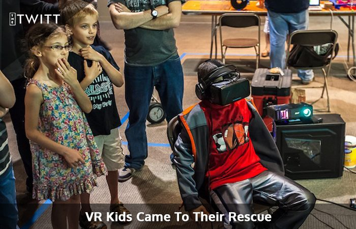 Therapeutic Virtual Reality Helps Mobility Impaired Kids