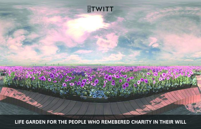 """Virtual Reality's """"Life Garden"""" Thanking Cancer Research Supporters At RHS"""