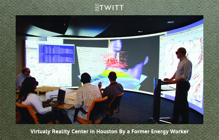 Virtual Reality Center In Houston By A Former Energy Worker