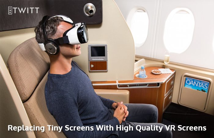 VR & Netflix: Joined Hands For Future In-Flight Entertainment