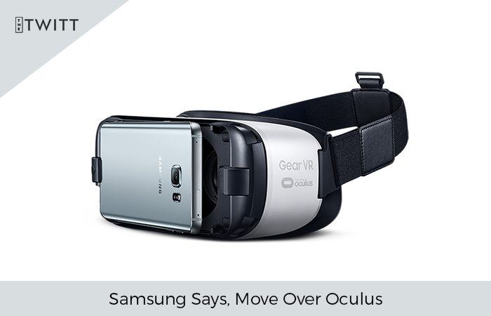 Samsung May Silently Be Working On 'Odyssey' VR Headset