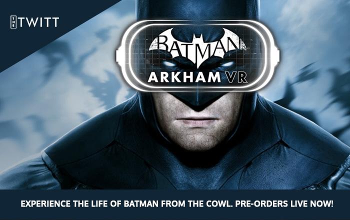 Batman Arkham Trailer Released- Wear the Cowl, Live the Bat Life