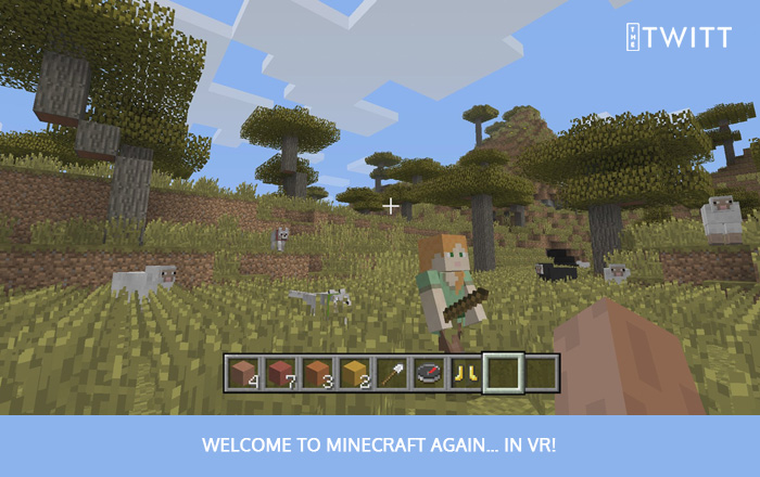 Minecraft- Windows 10 Edition Beta: Now Play With Oculus Rift Devices