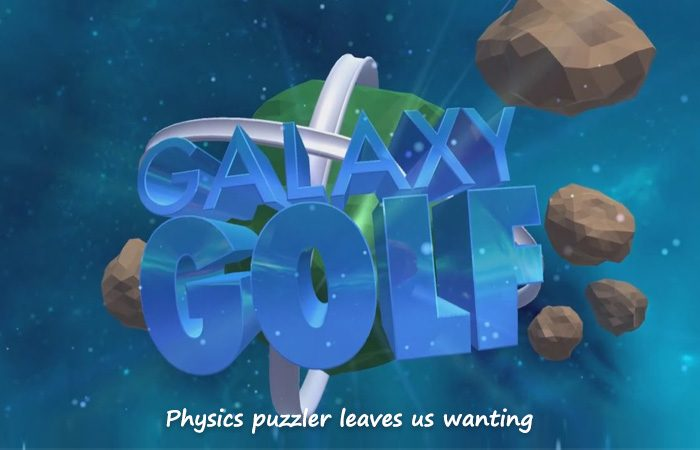 'Galaxy Golf' Game Review