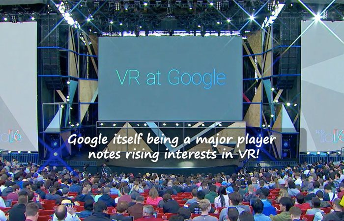 Google Claims 400% Growth In VR Global Search Volume In A Year
